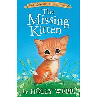 The Missing Kitten (Pet Rescue Adventures)