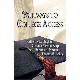 Wege zur Hochschule Zugang