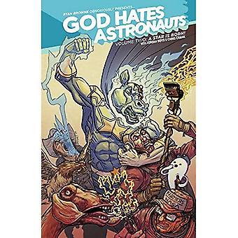 Gud hater astronautene volum 2 (Gud hater astronautene Tp)