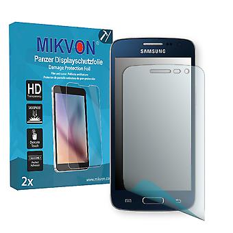 Samsung Galaxy Express 2 Screen Protector - Mikvon Armor Screen Protector (Retail Package with accessories)
