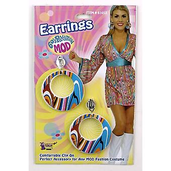 Mod Earrings