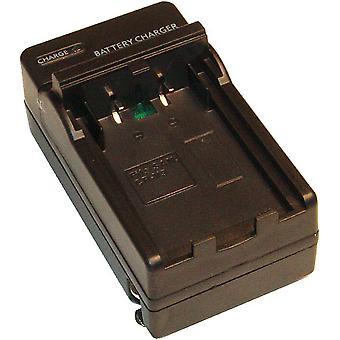 AC/DC Battery Charger for Kodak CR-V3 Olympus E-10 SP-350 SP-500UZ EasyShare Z740 C750 C-750
