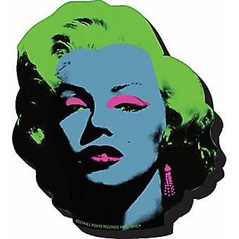 Marilyn Monroe Pop Art klobig Dick Kühlschrank Magnet (nm)