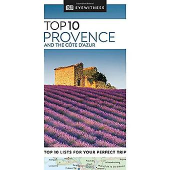 Top 10 Provence and the Cote d'Azur (DK Eyewitness Travel Guide)