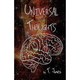 Pensées universelles par Jones & T.