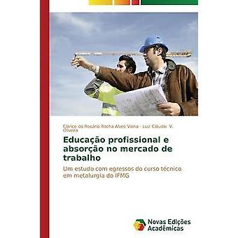 Educao profissional e absoro no mercado de trabalho by Viana Clarice do Rosrio Rocha Alves