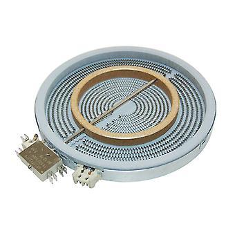 Bosch 2200/750 Watt store brænder Halogen varme Zone