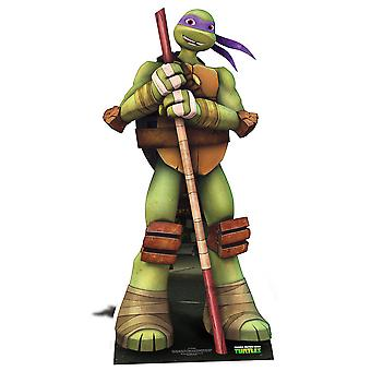 Donatello Teenage Mutant Ninja Turtles Lifesize Cardboard Cutout / Standee / Standup - Nickelodeon Series