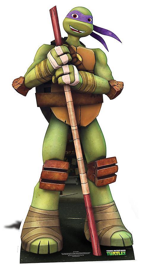 Donatello Teenage Mutant Ninja Turtles Lifesize Cardboard Cutout / Standee / Standup - Nickelodeon Series
