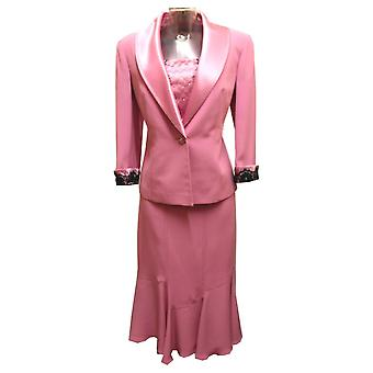 Ronald Joyce Dress Suit 98542 Blossom Pink