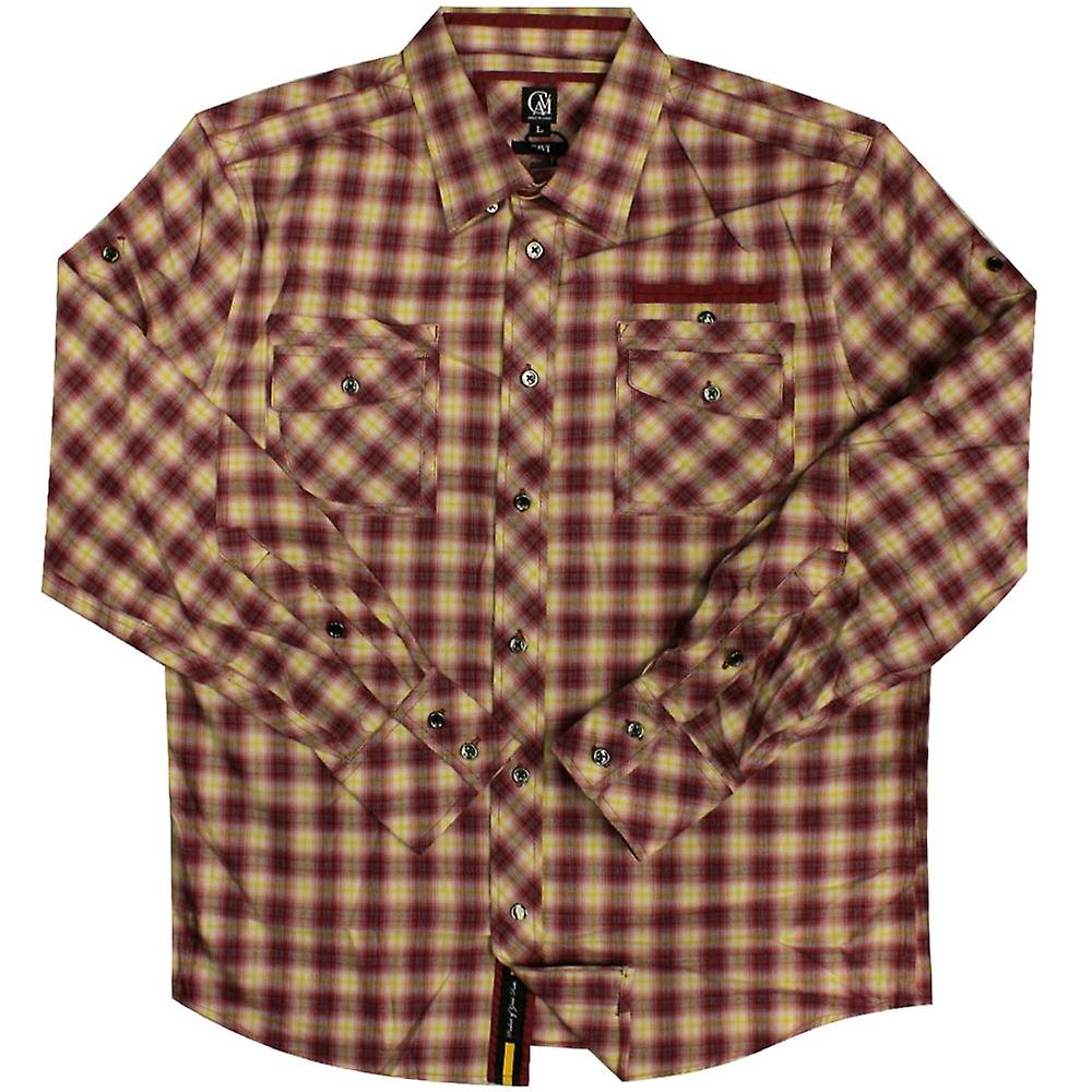 Cavi Aerial L/S Shirt Rumba Red