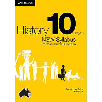 History NSW Syllabus for the Australian Curriculum Year 10 Stage 5 (S