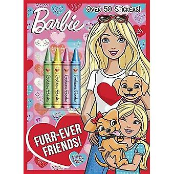 Furr-Ever Friends! (Barbie) by Mary Man-Kong - 9781524768126 Book