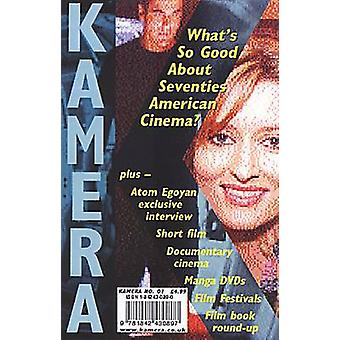 Kamera 1 - 70s American Cinema - 9781904048978 Book