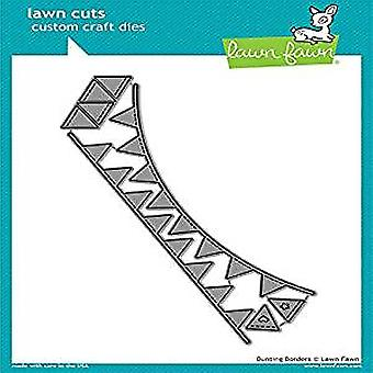 Lawn Fawn Bunting Borders Dies (LF1711)