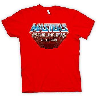 Mens T-shirt - Masters Of The Universe - Classics
