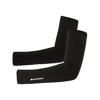 Madison Black Isoler Thermal Arm Warmers - Pair