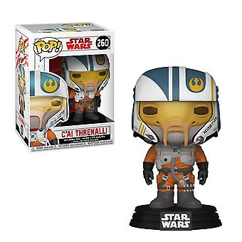 Star Wars C'ai Threnalli Pop! Vinyl