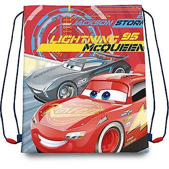 Kids Euroswan Gym Bag 41 Cm Cars 3 (Babies and Children , Toys , School Zone)