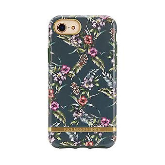 Richmond & Finch Shells for IPhone 8/7/6-Emerald Blossom