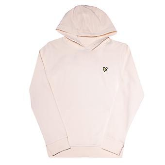Junior Boys Lyle and Scott Classic OTH Hoody in Snow White