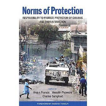 Normen voor bescherming - verantwoordelijkheid om te beschermen - bescherming van Civili