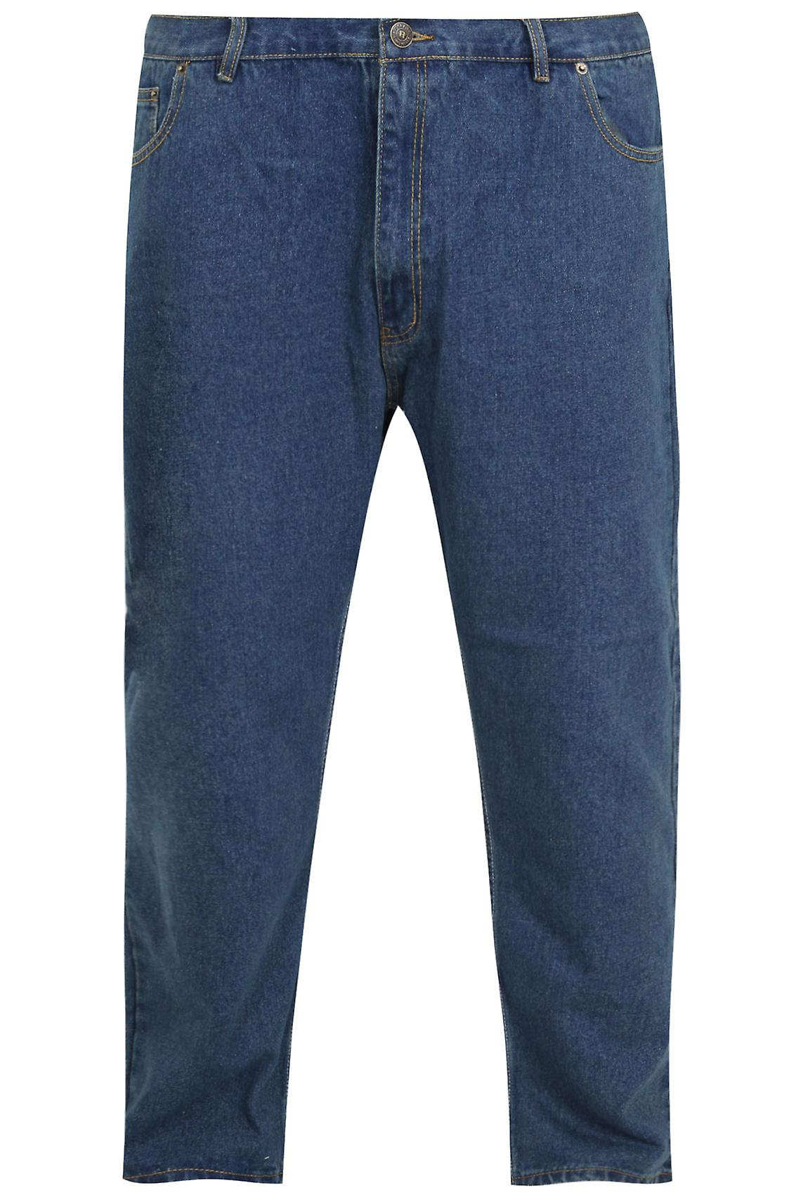 Rockford Stonewash Comfort Fit Jeans