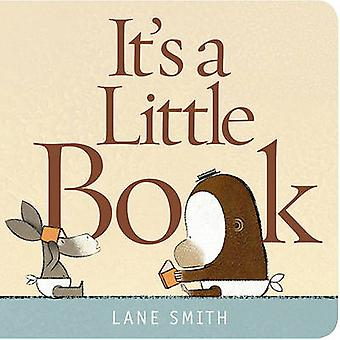 It's a Little Book by Lane Smith - 9781596437586 Book