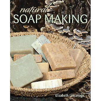 Stackpole Books-Natural Soap Making STB-71072