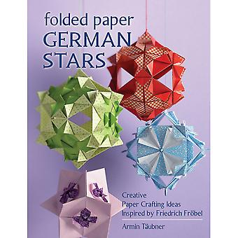 Stackpole Books-Folded Paper German Stars STB-71456