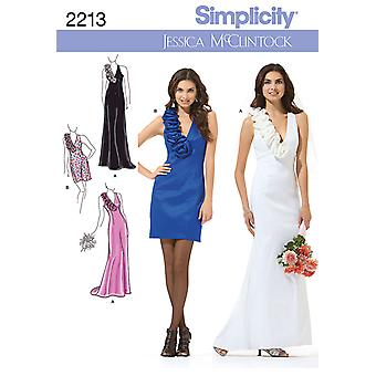 Simplicity Misses Special Occasion 4 6 8 10 12 U02213d5