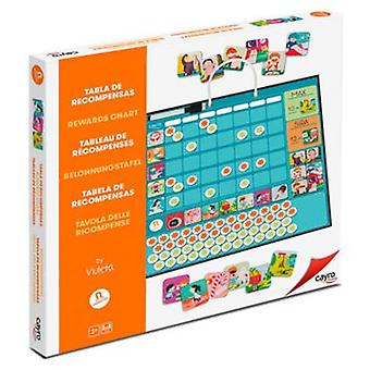 Cayro Table Rewards (Toys , Educative And Creative , Electronics)