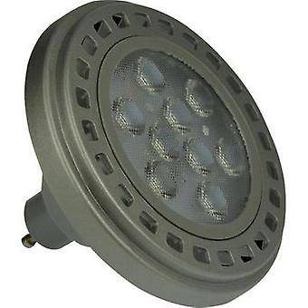 LED GU10 Reflector 11 W = 75 W Warm white (Ø x L) 111.00 mm x 80.00 mm EEC: A+ DioDor dimmable 1 pc(s)
