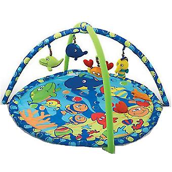 Bebelitos Round Manta With Bow And Figures