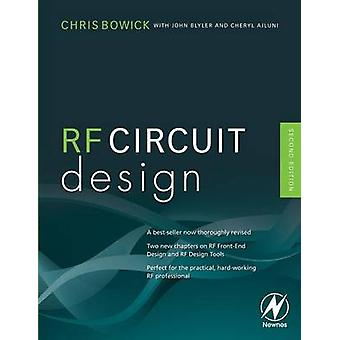 RF Circuit Design by Bowick & Christopher