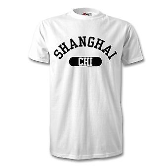 Shanghai China City T-Shirt