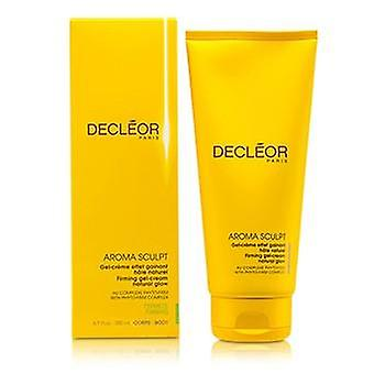 Decleor Perfect Sculpt - Firming Gel Cream Natural Glow - 200ml/6.7oz
