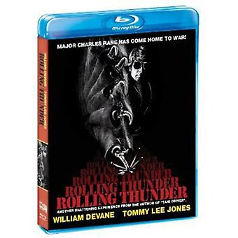Rolling Thunder [BLU-RAY] USA import