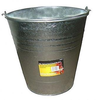 9ltr Galvanised Steel Bucket
