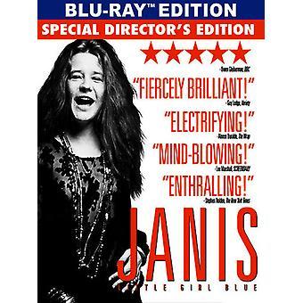 Janis: Little Girl Blue - Special Regisseurs Ed [Blu-Ray] USA import