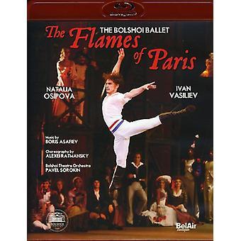 Flammer af Paris [BLU-RAY] USA import