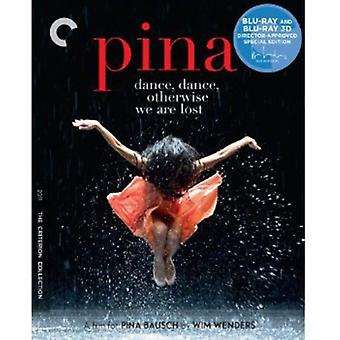 Pina [BLU-RAY] USA import