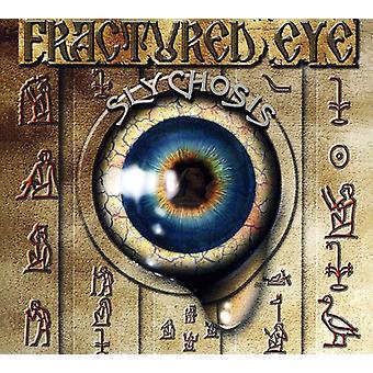Slychosis - brækkede øje [CD] USA importerer