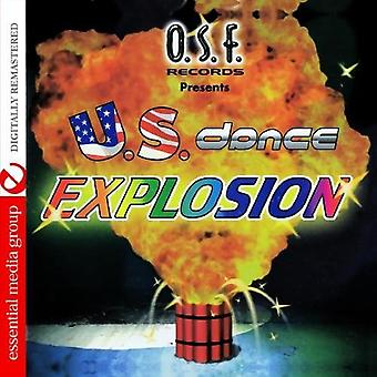FOS Records presenterar oss Dans Explosion - FOS Records presenterar oss Dans Explosion [CD] USA import