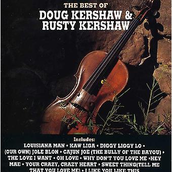 Doug Kershaw & Rusty - beste van Doug & Rusty Kershaw [CD] USA importeren