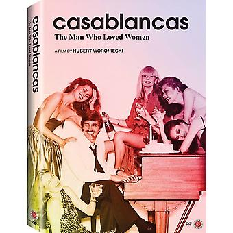 Casablancas: Man Who Loved Woman [DVD] USA import