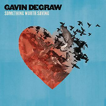 Gavin Degraw - Something Worth Saving [Vinyl] USA import