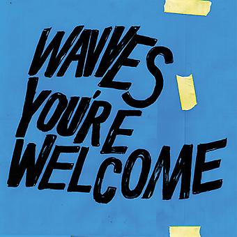 Wavves - You're Welcome [Vinyl] USA import