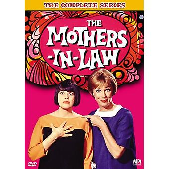 Mothers-in-Law: Complete Series [DVD] USA import