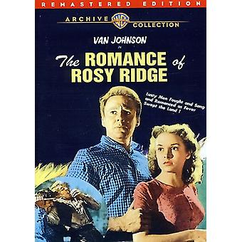 Romance de Ruby Ridge (Remastered) [DVD] USA import
